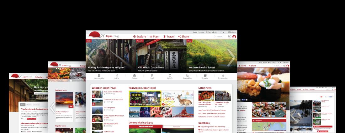Japan Travel Sites