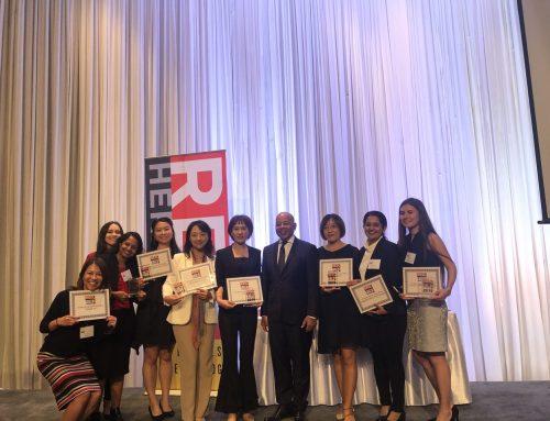GoogleやFacebookなどを輩出して来たベンチャー企業の  登竜門「2019 Red Herring Top 100 Asia Winners」を受賞!