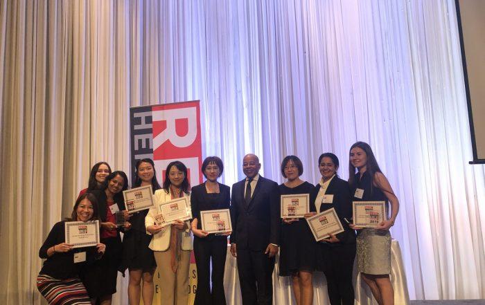 Red Herring awards