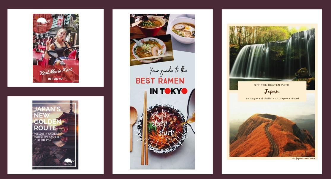 JapanTravel Pinterest