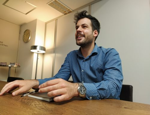 【ジャパン・トラベル スタッフインタビューVol1】:「真の日本を求めて」- 旅行事業部  イタリア部門トラベルコンサルタント ルカ・ド・パスカル